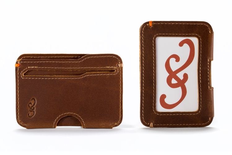 minimalist credit card wallet