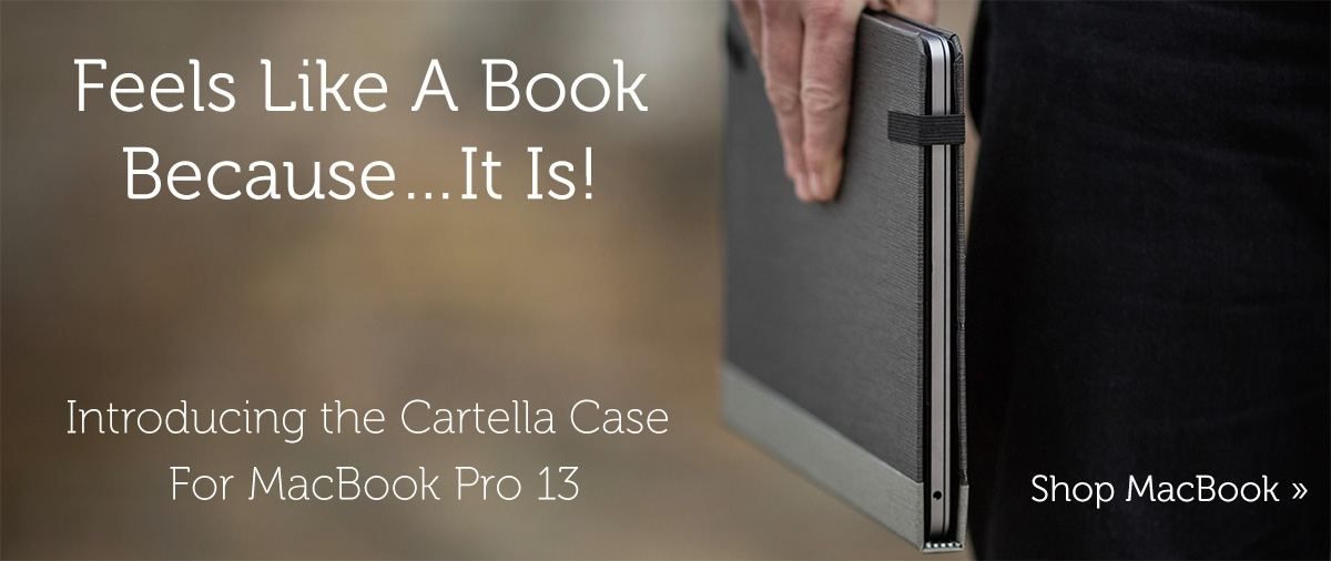 Cartella Case for MacBook Pro 13