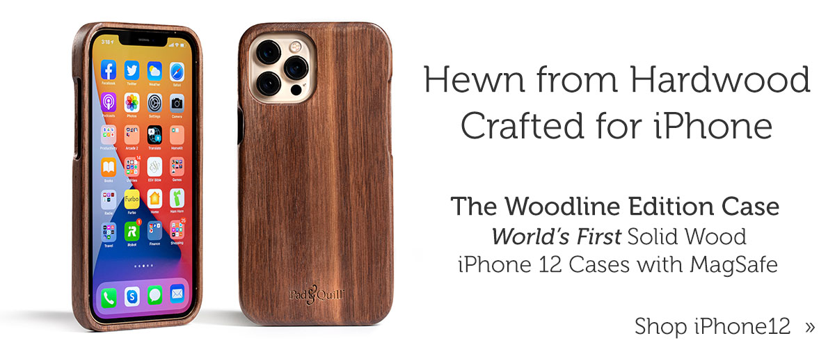 The Woodline Edition for iPhone 12